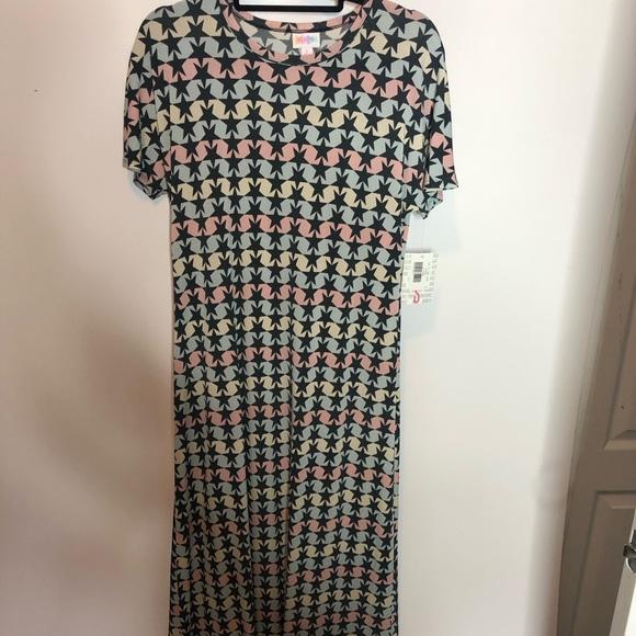 LuLaRoe Dresses & Skirts - New with tags, smoke free home, LuLaRoe Maria